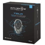 Interphone Tour Bluetooth Headset Single Pack